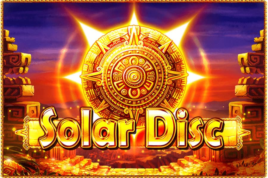 Solar Disc Slots Online for Free